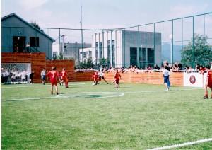 Fudbalski teren-utakmica