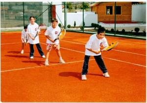 Teniski tereni-trening 2