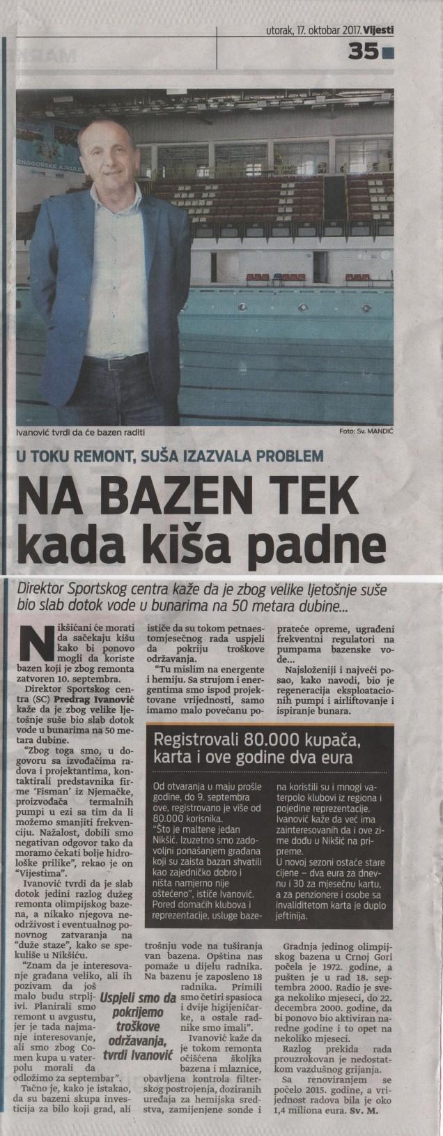vijesti 17.10.2017.