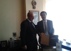 Posjeta ambasadora NR Kine