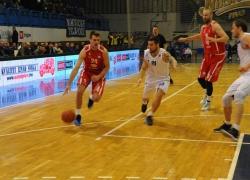 ABA liga: KK Sutjeska - KK Tajfun